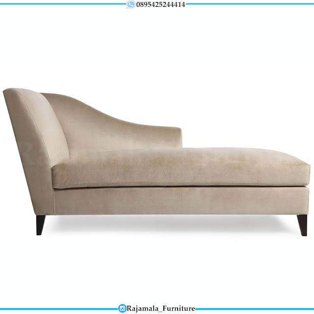 Sofa Malas Minimalis Modern Best Sale Furniture Jepara 2021 RM-0538