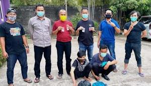 Polisi tangkap Dua kurir narkoba, pengendali dari Lapas Salemba