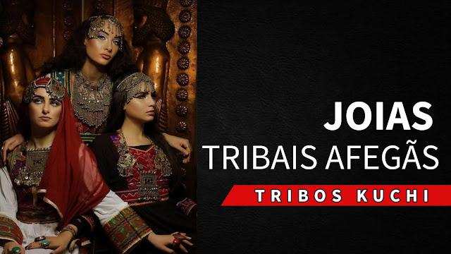 joias tribais afegãs