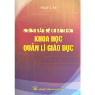 Những Vấn Đề Cơ Bản Của Khoa Học Quản Lí Giáo Dục ebook PDF-EPUB-AWZ3-PRC-MOBI