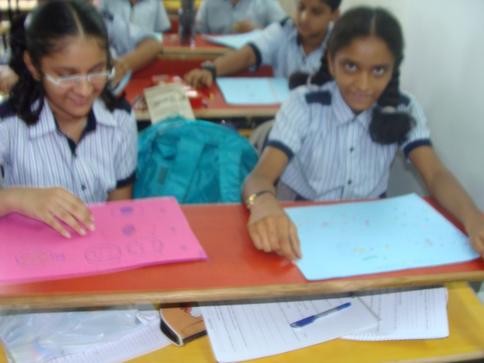 The Rustomjee Cambridge Diaries Grade 6 Math Union And