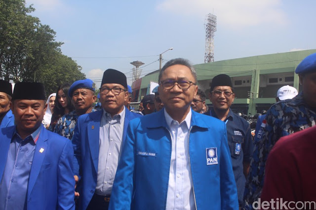 PAN: Mayoritas Pengurus Wilayah Ingin Bersama Jokowi