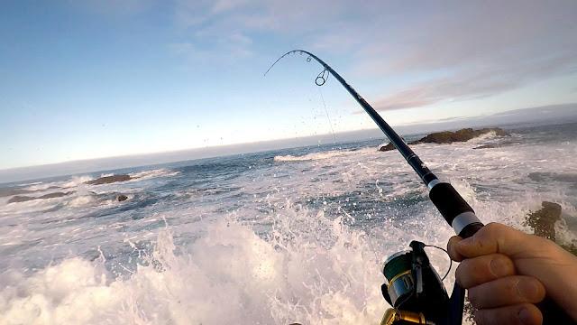 """TOMA%2BMAR - Costa da Morte """"la pesca de la lubina en Galicia"""""""