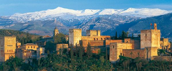 La Alhambra - Granada- Day Trip
