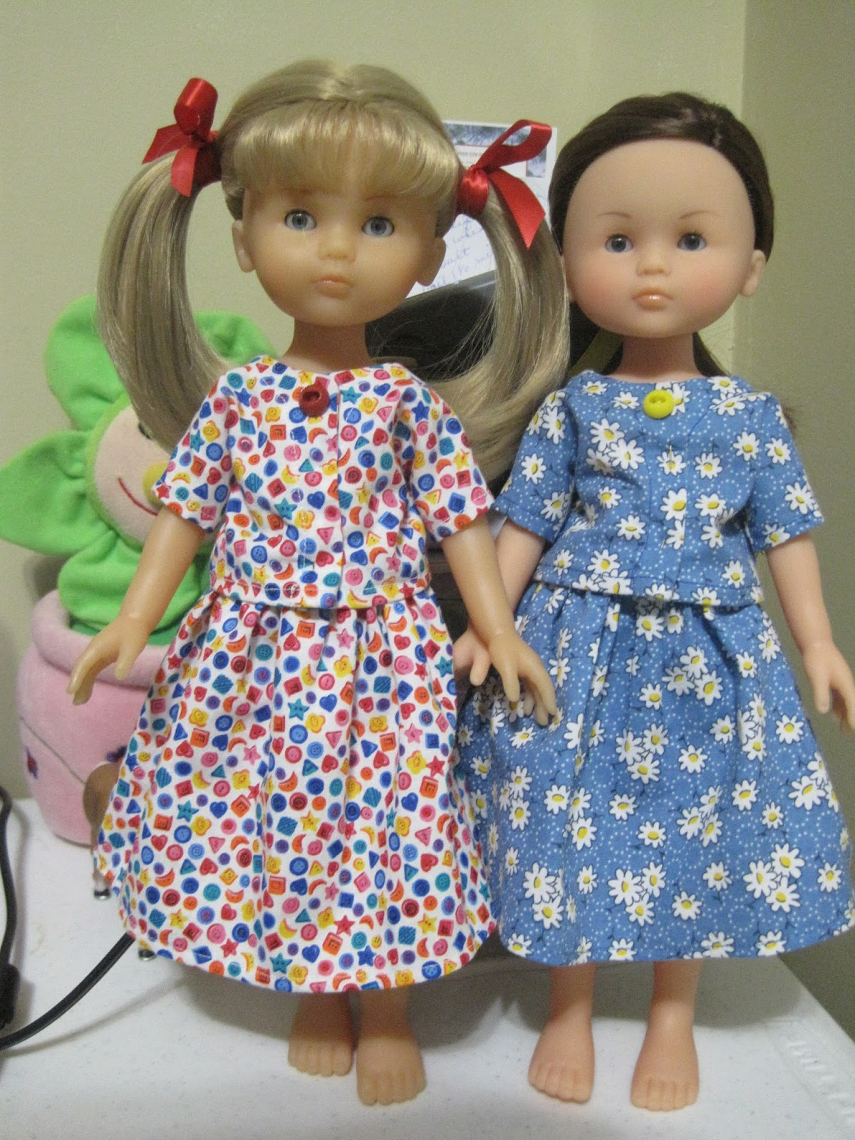 Raine Crowe Crochet Dolls And Stuff Another Corolle Les