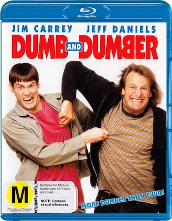 Dumb And Dumber To 2014 Dual Audio [Hindi English] BRRip 480p 550MB