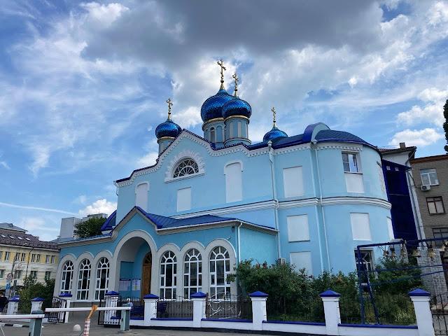 Храм во имя святого пророка Самуила