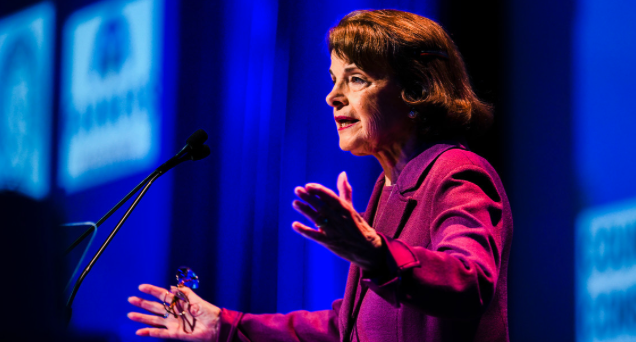 California Democratic Party declines to endorse Dianne Feinstein for re-election