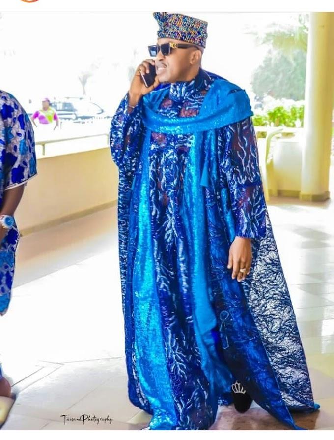 Just In: Oluwo Of Iwoland, Oba Abdulrosheed Akanbi Suspended For 6 Months