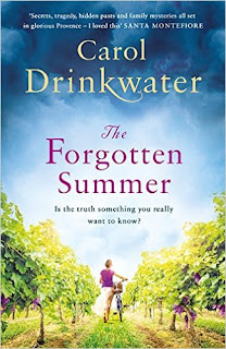 French Village Diaries book review The Forgotten Summer Carol Drinkwater Blog Tour