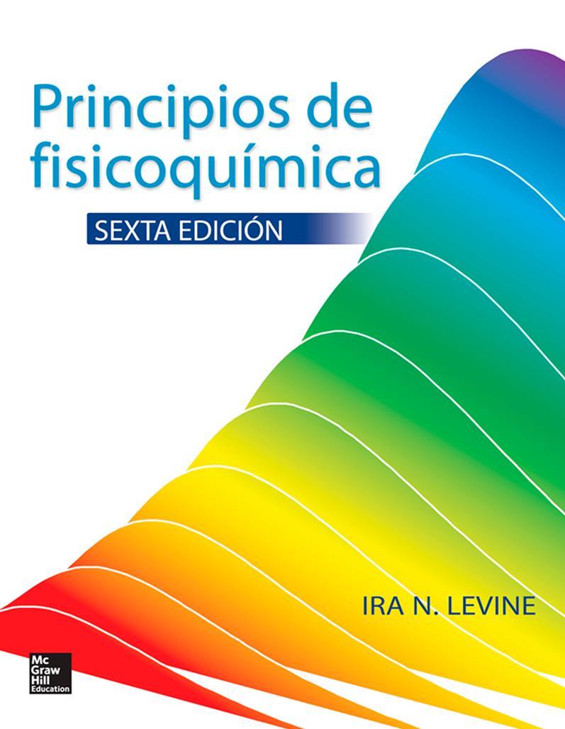 Principios de Fisicoquímica, 6ta Edición – Ira N. Levine