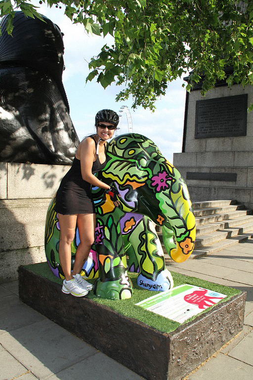 First Indian Participated In Wnbr London 2016  Meenal Jain-3570
