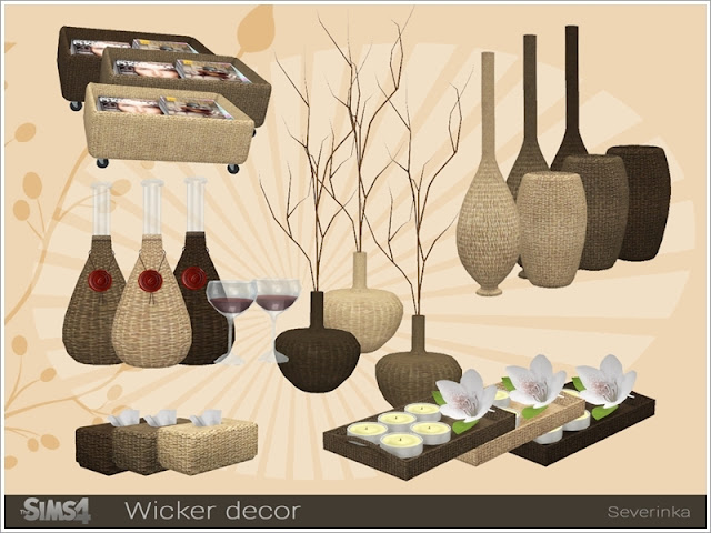 The Sims 4, предметы для The Sims 4, Симс 4, Severinka_, моды для The Sims 4, мебель для The Sims 4, декор для The Sims 4 декор, декор для дома, декор в Sims 4, вазы, горшки, керамика, стекло, оформление дома, декор комнат, вазы для Sims 4, декор для Sims 4, интерьерный декор,