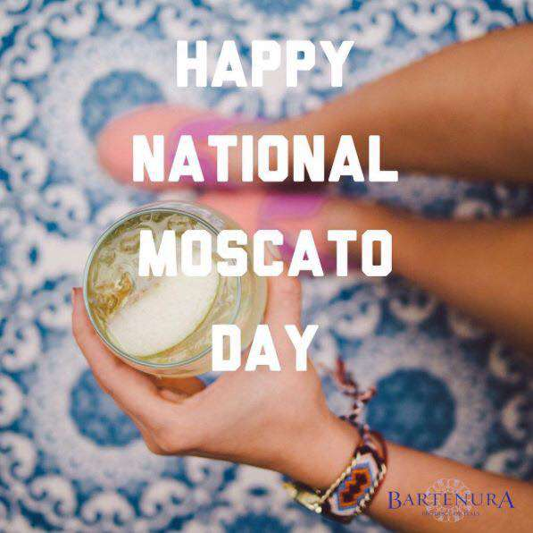 National Moscato Day Wishes Beautiful Image
