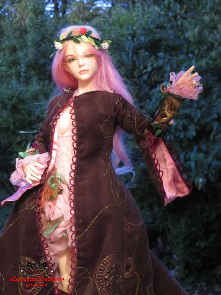 Dolls d'Artistes & others: Calie, Bonbon rose - Page 34 Diapositive10