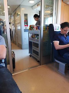 Zug fahren in China - Reisetips
