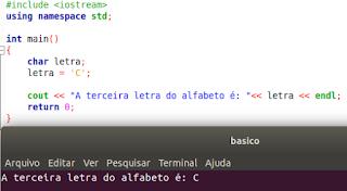 Variáveis em C++