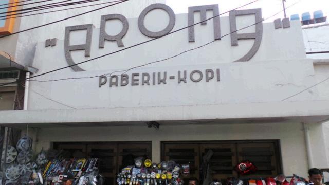 Kopi Aroma di Bandung