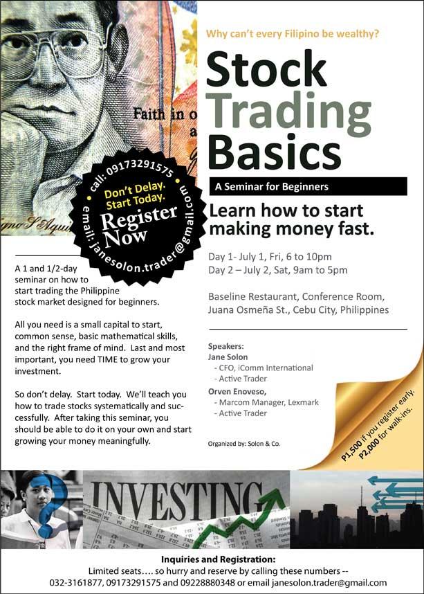 Forex trading basics pdf