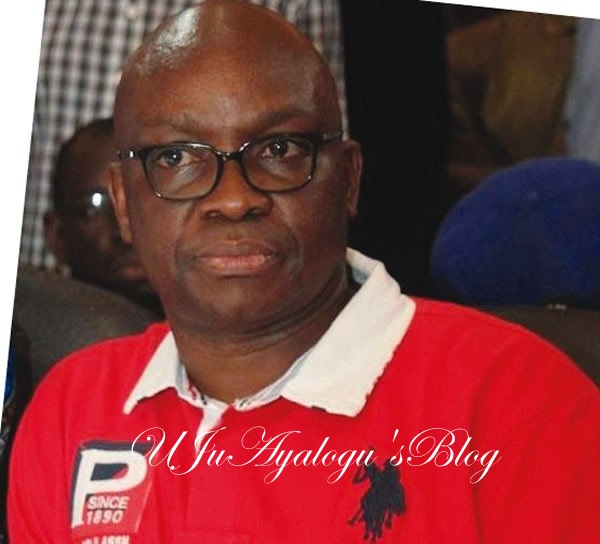 Nigeria has no problem of corruption, leave Jonathan alone – Fayose