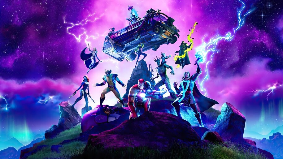 Fortnite Chapter 2 Season 4 4k Wallpaper 7 2527
