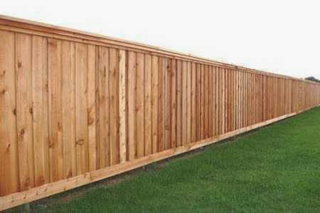 how to desain a fence