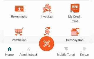 cek dana di mobile banking