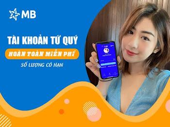 Cách đơn giản để đăng ký tài khoản Mbbank chọn lựa số đẹp miễn phí