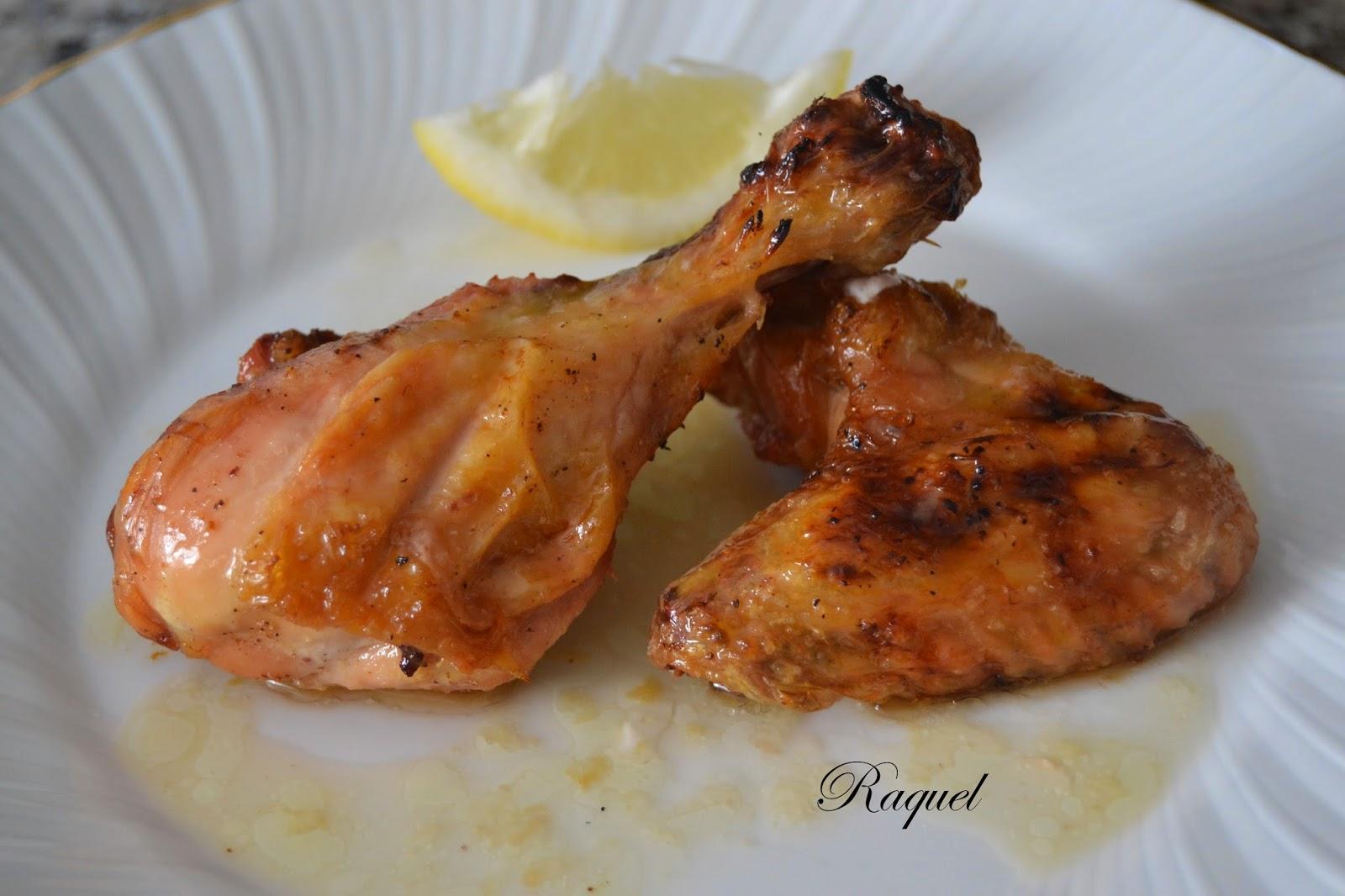 Mi diversi n en la cocina pollo al lim n - Pollo al limon isasaweis ...