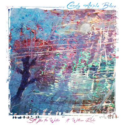 Candy Apple Blue Still Like the Water ft. William Rule Official Cover Art