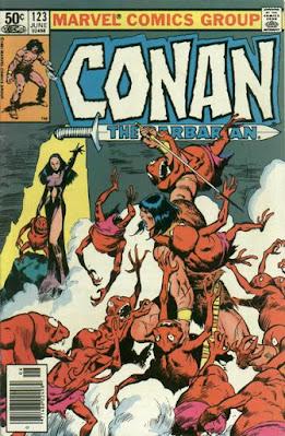 Conan the Barbarian #123