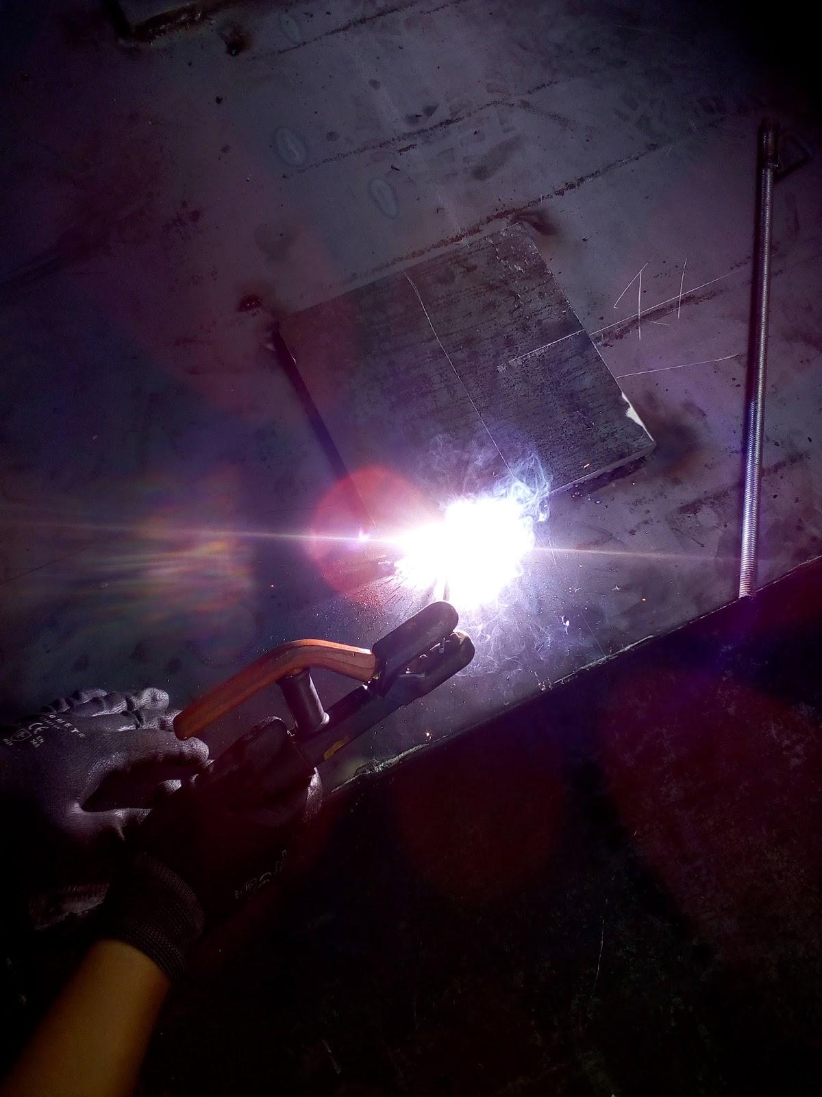 Contoh Pekerjaan Api Di Pabrik Industri Instansi Jobs