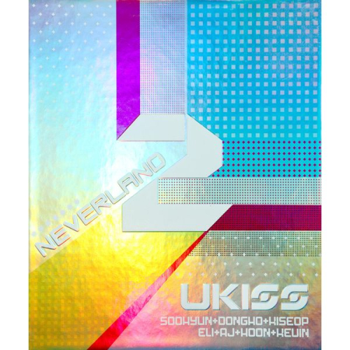 U-KISS –  Vol.2 NEVERLAND (FLAC)
