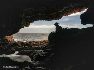 Cova litoral, Porto Colom