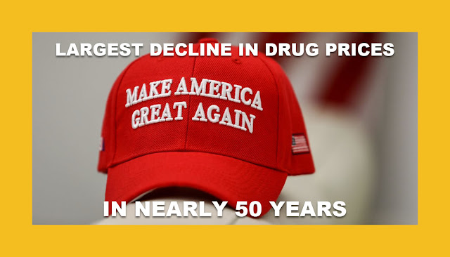 Memes: MAGA LARGEST DECLINE IN DRUG PRICES IN NEARLY 50 YEARS