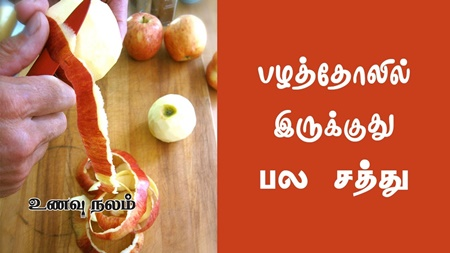 Benefits of fruit peel and how to use it in daily life