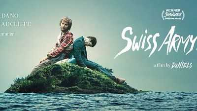 Swiss Army Man (2016) Gujarati - English 300mb BluRay