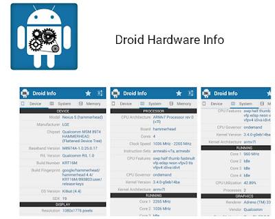 Tips Cara Menguji Kondisi Hardware Android