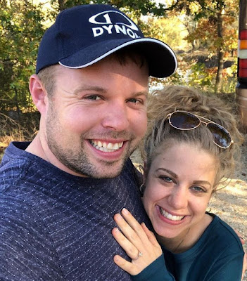 John-David Duggar and Abbie Duggar