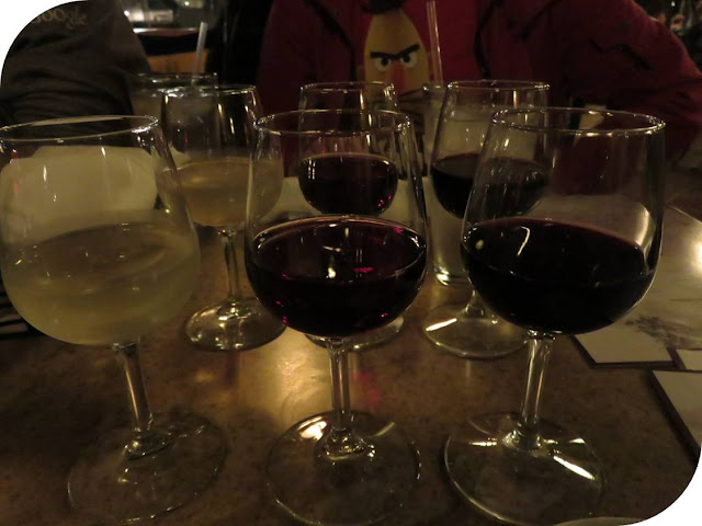 Why Disneyland is Better Now Than It Was When I Was a Kid - Wine flight