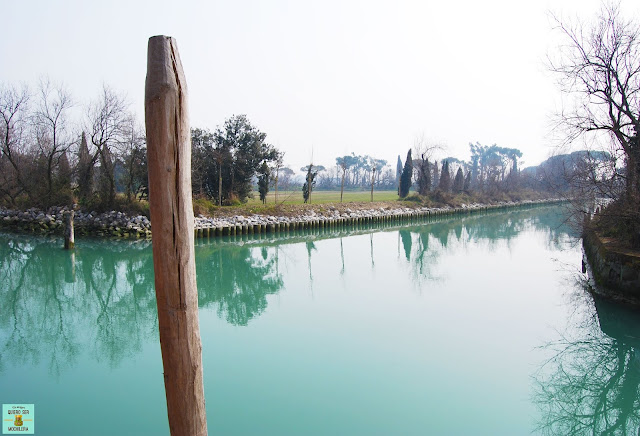 Isla de Torcello, Venecia