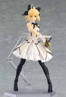 Figura Saber/Altria Pendragon [Lily]: Third Ascension Ver. figma Fate/Grand Order
