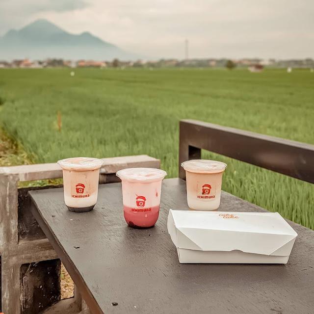 Menu di Meiji Park Cafe Sidoarjo