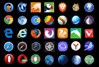 Browser terbaik untuk smartphone android