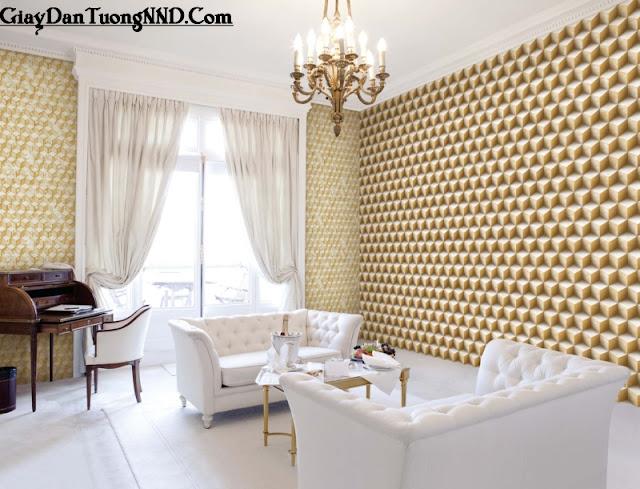 tường bị thấm nước từ bên trong muốn dán giấy dán tường thì phải làm sao?