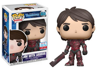 Pop! Television: Trollhunters – Jim (Red Armor)
