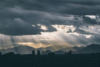 City Clouds - Photo by David Pineda on Unsplash
