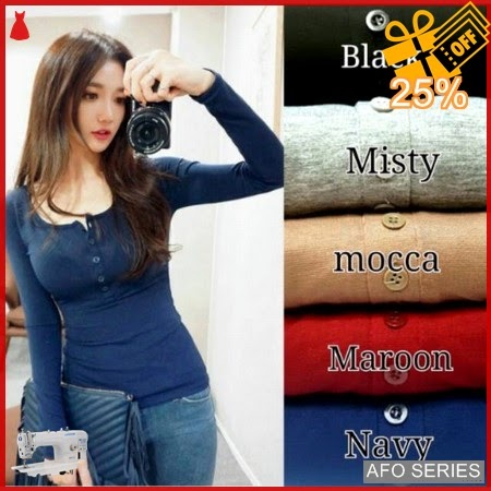 AFO067 Model Fashion Selena Top Modis Murah BMGShop