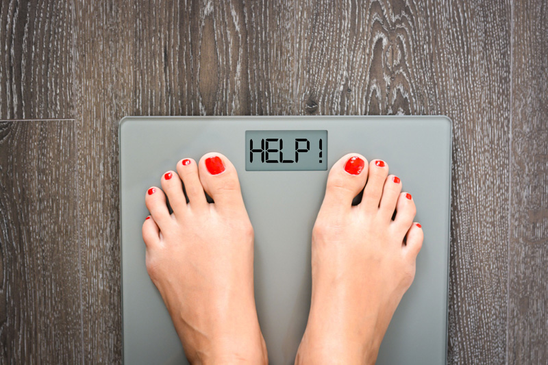 Stress Affects Metabolism and Prevents Weight Loss