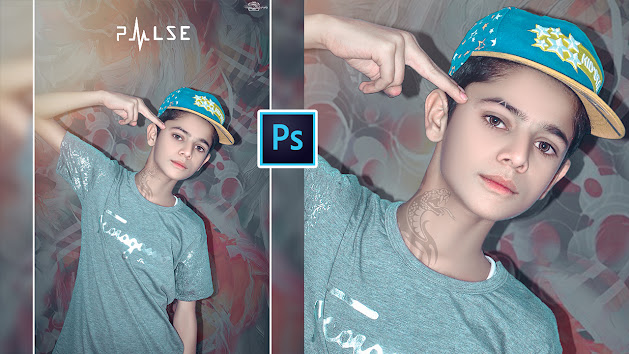 Change Indoor Photo Background In Photoshop CC Easy Trick | Indoor Fashion Photography Photo Editing